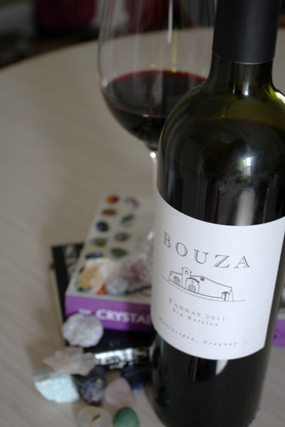 Wino Wednesday :: Bouza Tannat 2011 Sin Barrica